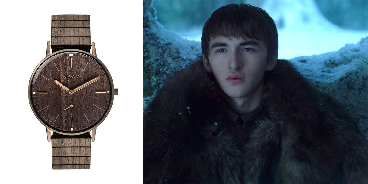 Часовникът на Брандън Старк