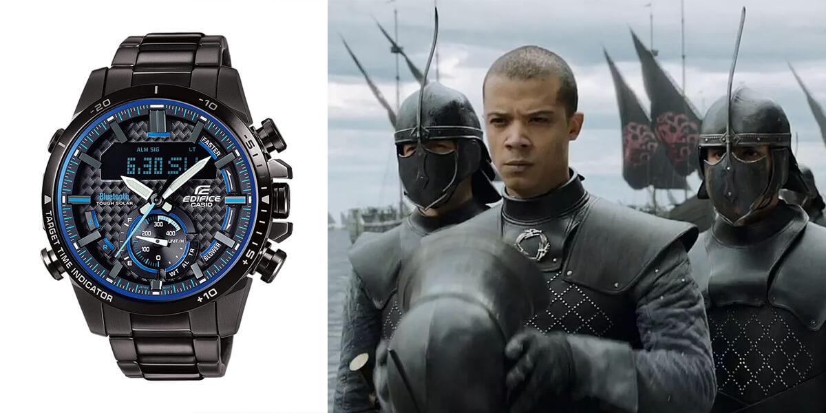 Часовникът на Сив Червей