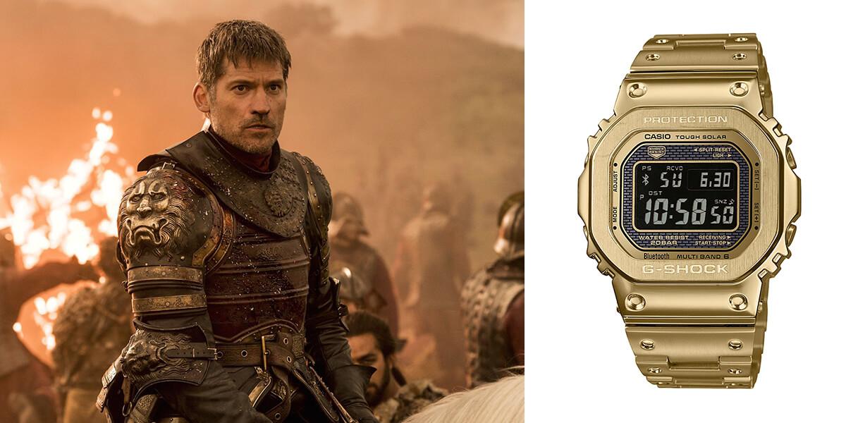 Часовникът на Джейми Ланистър