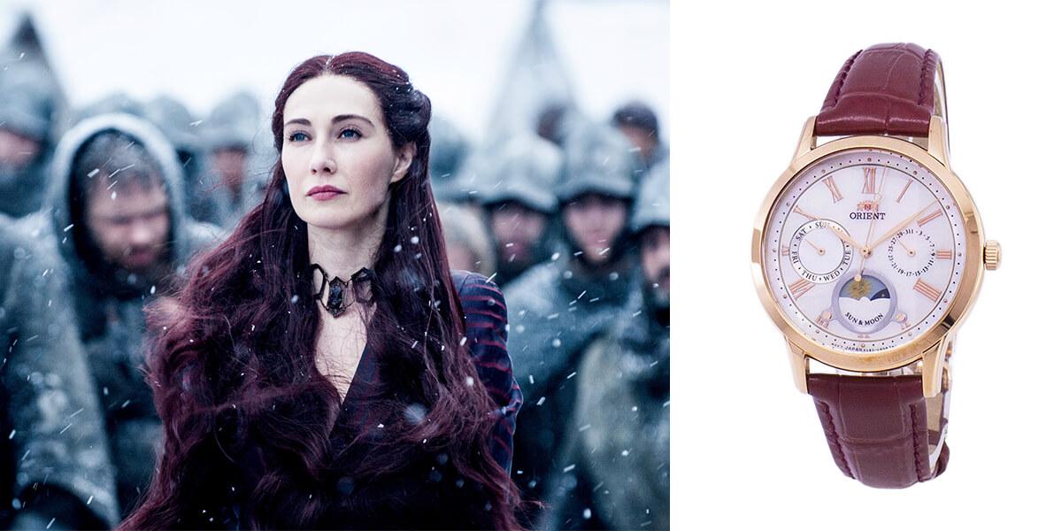 Часовникът на Мелисандра