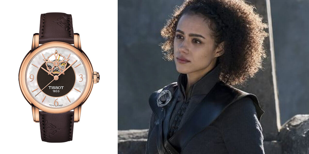 Часовникът на Мисандей