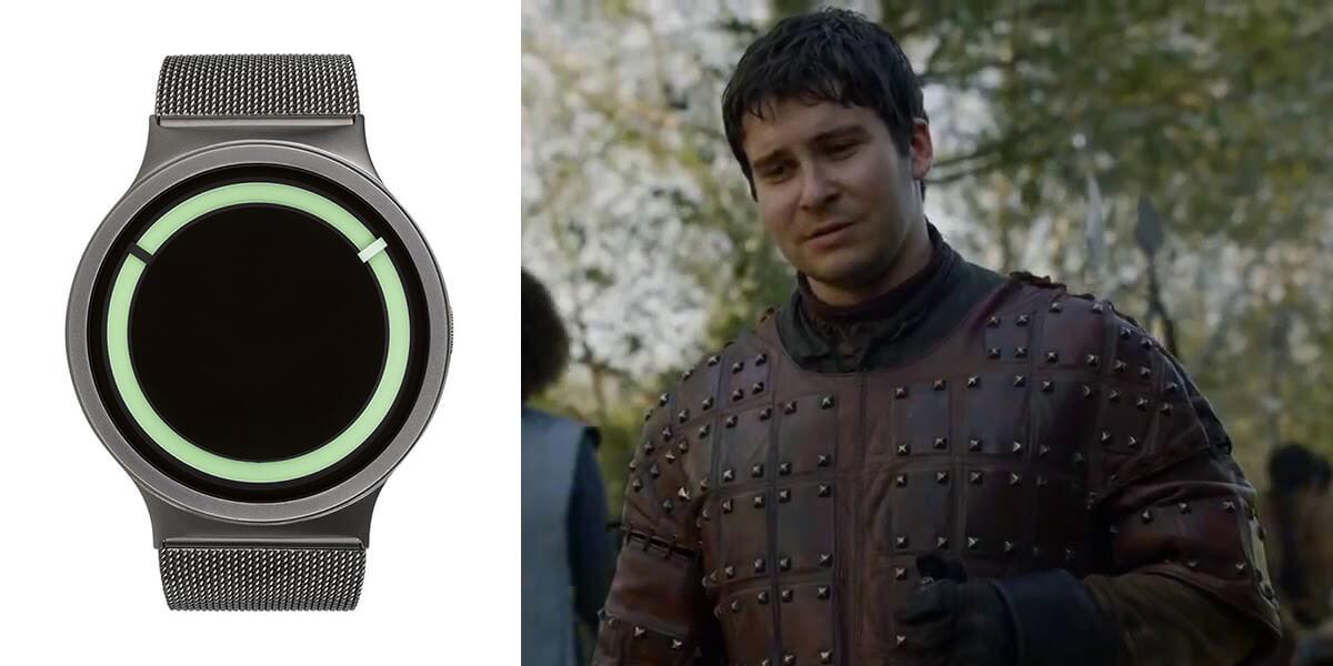 Часовникът на Подрик Пейн