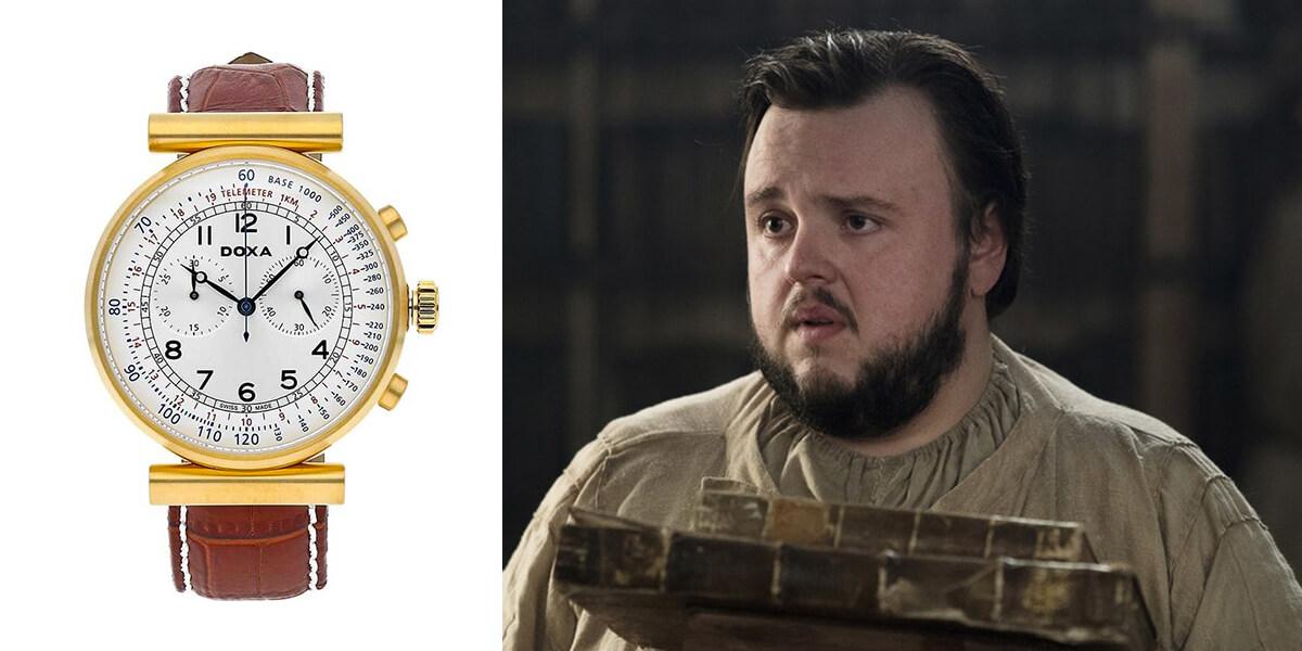 Часовникът на Самуел Тарли