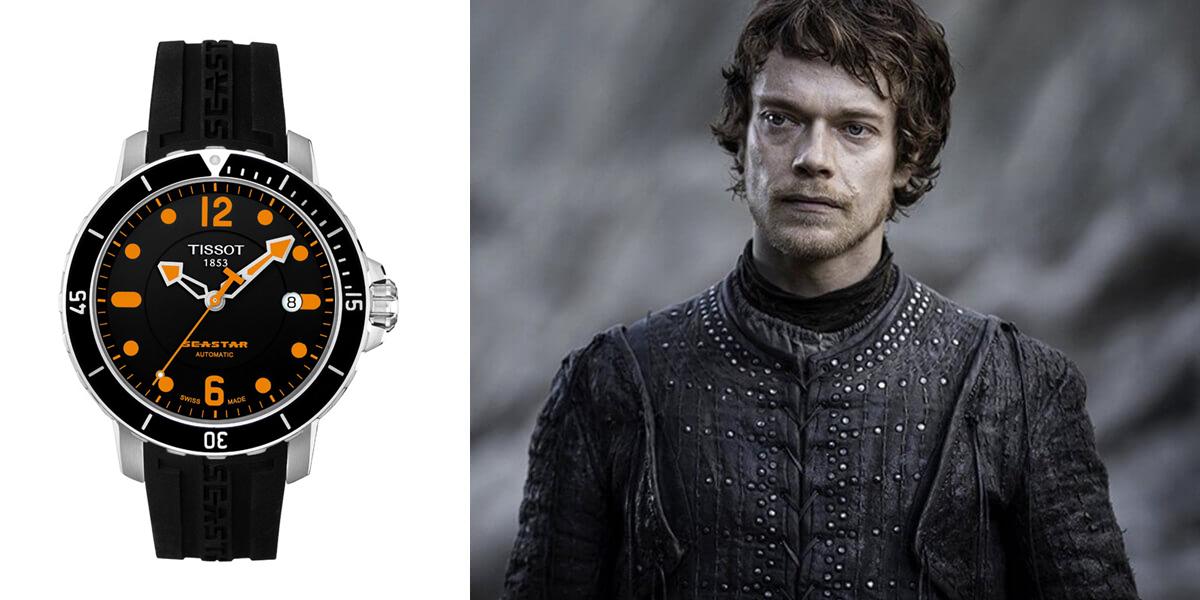 Часовникът на Теон Грейджой