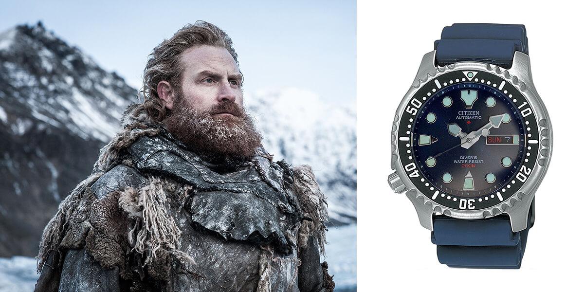 Часовникът на Тормунд Ужаса на великаните